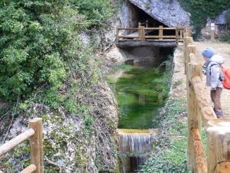 Àrea de la Cova d'en Ximet - Foto: YouMeKids