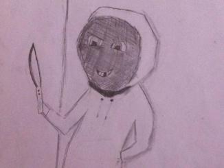 Dibuix fet per la Laura, 11 anys (Tarragona)