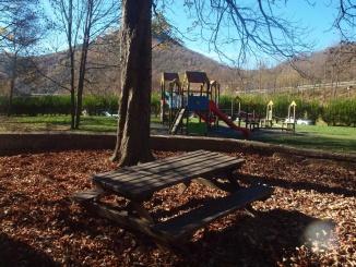 Parc Mare de la Font a Camprodon - Foto: Som de pícnic