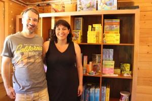 Markus i Núria, fundadors de Kinuma - Foto: YouMeKids