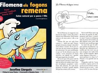 La Filomena els fogons remena - Foto: Cossetània Edicions