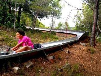Tobogán gegant a Calafell Slide - Foto: YouMeKids