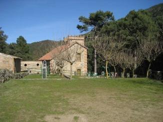 Àrea de pícnic de Castellfollit al Bosc de poblet - foto: YouMeKids