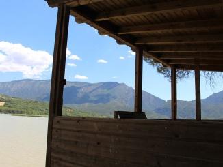 Mirador de la Pineda a l'embassament de Terradets - Foto: YouMeKids