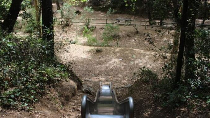 tobogan parc de la llorita