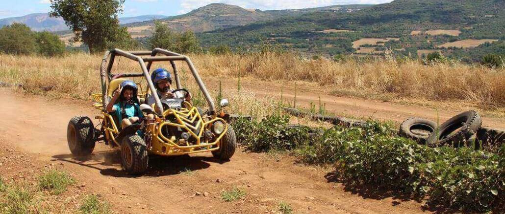 Circuit de buggy a Guaja Aventuras - Foto: YouMeKids