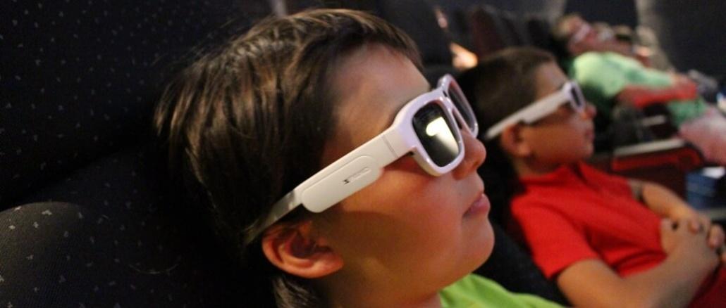"""Sessió 3D al planetari """"Ull del Montsec"""" - Foto: YouMeKids"""