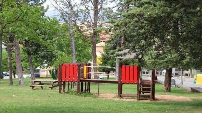 Àrea de pícnic del Pinell - Tremp 3