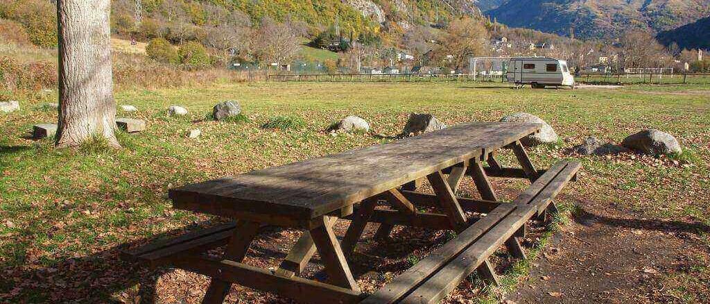Pícnic barruera cami riu 1