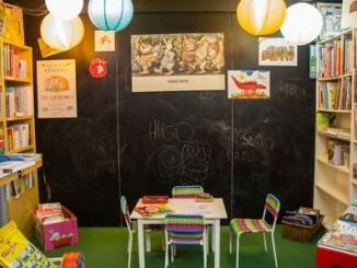 Racó infantil de la Petita -  Foto: Bibarnabloc