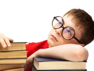 Nen que no vol llegir