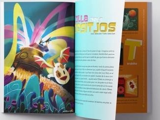 Número 0 de la revista infantil Namaka. - Foto: Namaka