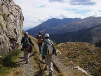 Via Verda del Carrilet a la Vall Fosca (Alt Pirineu) - Foto: YouMeKids