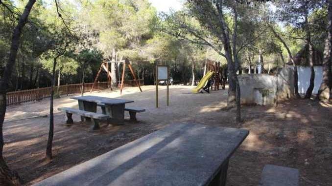 picnic ermita de peiró mont-roig