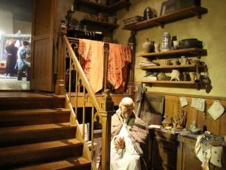 Estudi de Van Eyck a Historium - Foto: YouMeKids