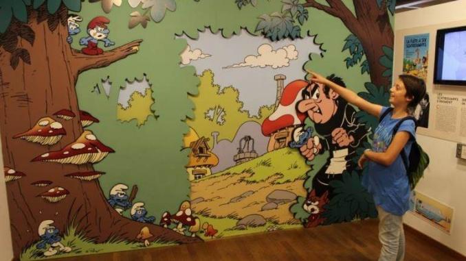 Centre del Còmic Belga - Foto: YouMeKids