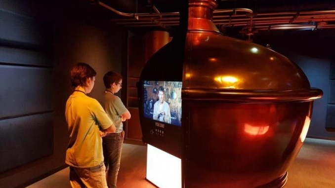 En De Koninck descubrimos como se hace la cerveza -Foto: YouMeKids