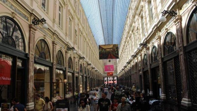 Galeries Royales Saint-Hubert - Foto: YouMeKids