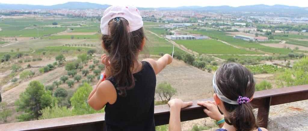 Mirador de l'Ermita de Sant Pau - Foto: YouMeKids