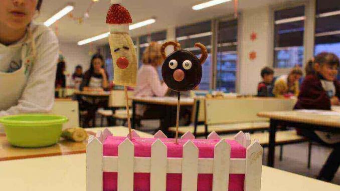 Cakepops nadalencs en forma de ren i Pare Noel - Foto: YouMeKids
