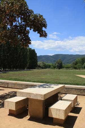 Àrea de Pícnic del Parc de la Draga a Banyoles - foto: YouMeKids