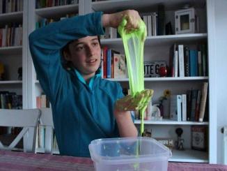 Quan fem slime, estem fent una reacció orgànica - Foto: YouMeKids