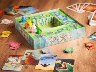 Dixit, un joc d'associació d'idees - Foto:  Juegos de mesa y rol