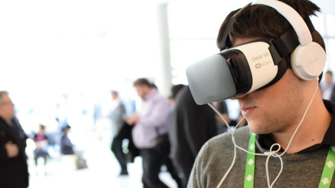 Dispositius de Realitat Virtual al darrer Mobile World Congress de Barcelona - Foto: MWC