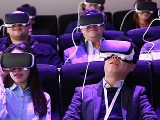 Dispositius de Realitat Virtual al darrer Mobile World Congress de Barcelona - Foto: MWC