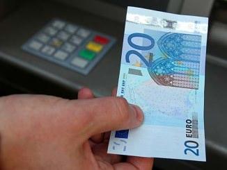 Però... jo no duia un bitllet de vint euros?