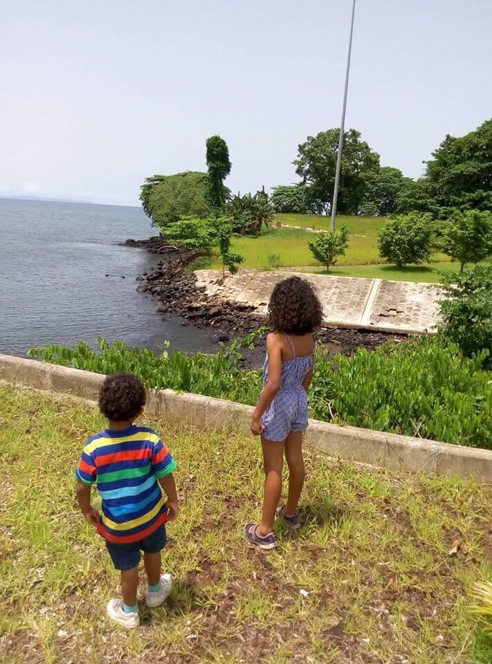 Oriol i Tehenzul a Malabo