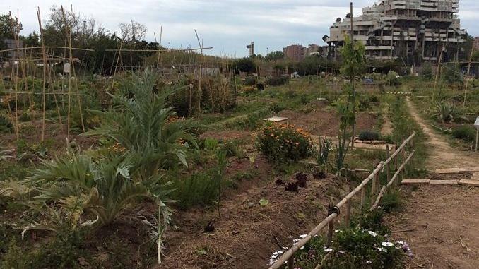CSOA L'Horta a Benimaclet – València. Foto: Viajando por el tiempo