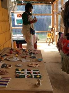 Escola Caballito de Mar a Uruguai - Foto: Viajando por el tiempo