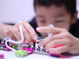 Synth Kit de littleBits - Foto: KORG