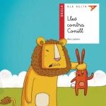 Lleó contra conill - Foto: Baula