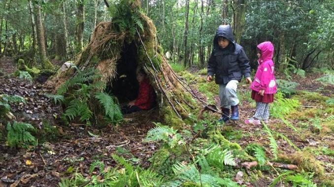 cabanes a la natura