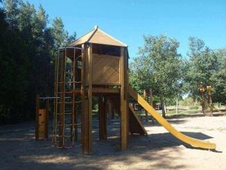 Parc de la Mitjana - foto. Som de pícnic