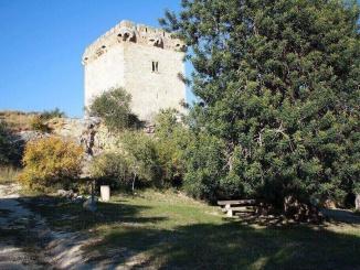 Àrea de pícnic al peu de la Torre de la Carrova a Amposta - foto: YouMeKids