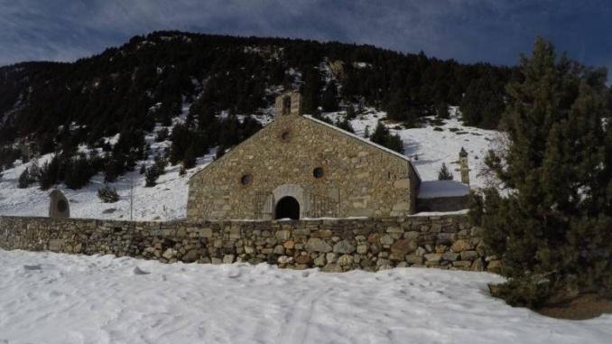 Ermita de Sant Gil