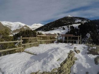 Mirador sobre la Vall de Núria - Foto: Rutes a peu