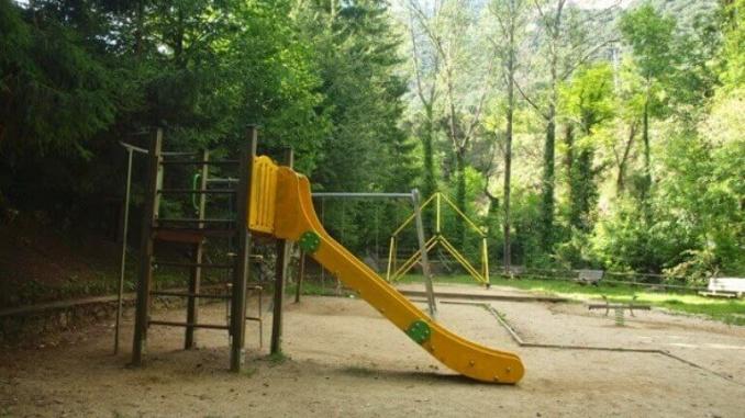 Parc infantil Font Negra