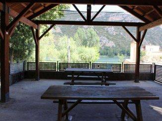 Àrea de pícnic de Sant Llorenç de Montgai - Foto: YouMeKids