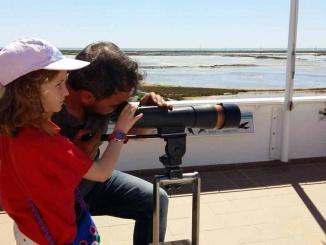 Mirador 360º a MónNatura Delta - Foto: Marede3