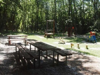 Parc de la Corbadora a Arbúcies - foto: Som de pícnic