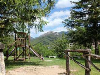 Parc de la Vila de Bagà - Foto: Turisme Bagà