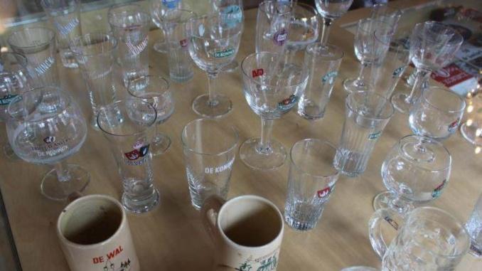 Gots per cada cervesa a De Koninck - Foto: YouMeKids
