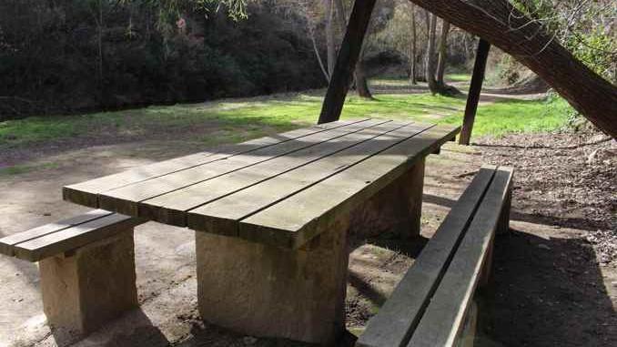 Àrea de pícnic de la Font de la Vila a copons - Foto: YouMeKids