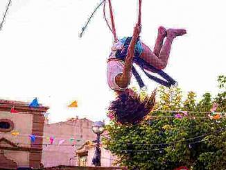 Taller de circ per a nens de 6 a 12 anys al Nomad Festival - Foto: Nomad Festival