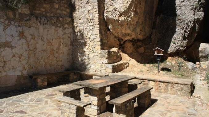 Àrea de pícnic de Sant Joan de codolar
