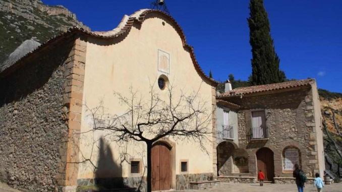 Ermita de Sant Joan del Codolar